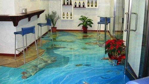 commercial floor designs