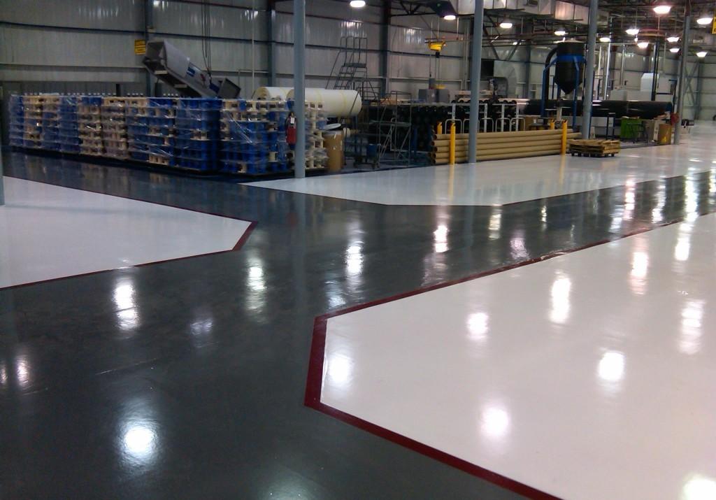 mortar epoxy floors